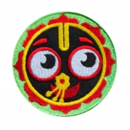 Baby Jagannatha Patch - Indian Smily